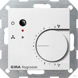 Gira 226503 Hygrostat System 55 Reinweiß