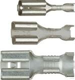 Klauke Flachsteckhülse 0,5-1qmm 1825/1 (100 Stück)