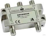 Kathrein F-Verteiler 4-fach 5-2400 MHz EBC 114