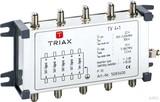 Triax TV4+1 SAT-HF-Überspannungsschutz