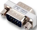 EFB-Elektronik Mini-Gender-Changer High Density 15pol EB418