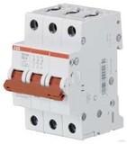 ABB Lasttrennschalter 3-polig, 63A SD203/63