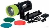 AccuLux Akku-Handscheinwerfer aufladbar, 12/24V 442081