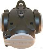 ABL Sursum 2KT-Schuko-3fach-Kupplung grau schwarz 2,5 qmm 1173563