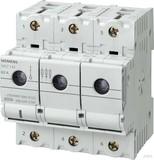 Siemens MINIZED, Lasttrennschalter mit Sicherungen, D02 5SG7133-8BA35