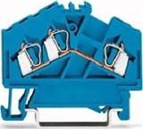 WAGO Durchgangsklemme blau 0,08-2,5qmm 280-651
