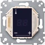 Merten Temperaturregler-Einatz univ. mit Display MEG5775-0000