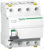 Schneider Electric FI-Schalter 4P 40A 300mA Typ A A9Z24440