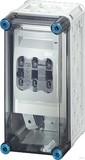 Hensel Sicherungsgehäuse 1xNH00 3p. 125A+PE+N MI 5150