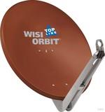 Wisi Offset-Antenne 85cm, rotbraun OA 85 I