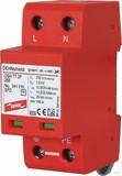Dehn+Söhne Kombi-Ableiter TT/TN-Systeme DSH TT 2P 255