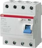 ABB Stotz FI-Schutzschalter 4p,Type F, 40A, 30mA F204F-40/0,03