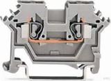 WAGO Durchgangsklemme 0,08-2,5mmq grau 280-601