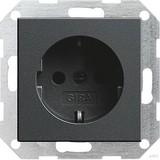 Gira 018828 SCHUKO Steckdose System 55 Anthrazit