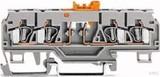 WAGO Trenn und Messklemme 0,08-2,5mmq grau 280-874