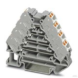 Phoenix Contact Rangierverteiler 0,14-2,5qmm, 2-polig g PTRV 4 /WH (10 Stück)