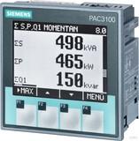 Siemens Schalttafelmessgerät Schraubklemmanschluß 7KM3133-0BA00-3AA0