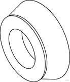 HKL D-Ring-Passeinsatz Größe E33 D III 274/25