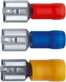 Klauke Flachsteckhülse 0,5-1qmm 820/1A (100 Stück)