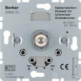 Berker Universal-Drehdimmer 230V, 50/60Hz 286210