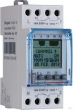 Legrand BTicino Wochenschaltuhr 230V AC 2K AlphaRex3D22/412641