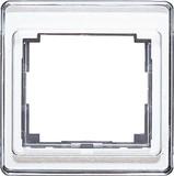 Jung Rahmen 1-fach alpinweiß (aws) senkrecht SL 581 WW