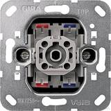 Gira 011200 Wippschalter Aus 2-polig Kontroll Einsatz