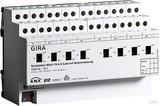 Gira 104600 Schaltaktor 8fach 16 A C Last KNX EIB REG