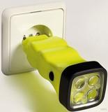 AccuLux Four LED EX 230V gelb aufladbar 417222