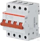 ABB Lasttrennschalter 4-polig g, 63A SD204/63