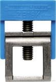 Weidmüller Zugbügel blau L=19mm B=10mm ZB 16K BL