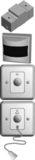 Elso Behinderten-WC-Set polarweiß (pws) 740070