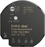 Gira 542100 Funk Steuereinheit Mini 1 10 V eNet