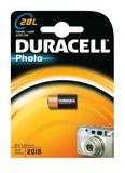 Duracell 1er Batterie Lithium Photo PX28L 6V 39-460-022