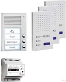 TCS Tür Control Paketlösung AP 3WE z. hörerl. Freisprech. PPAF03-EN/02