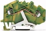 WAGO Schutzleiterklemme 0,08-2,5mmq gn/gelb 780-607