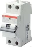 ABB FI/LS-Schalter 2-p., B10, 30mA DS202CA-B10/0,03