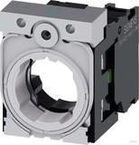 Siemens Halter für 3 Module, Metall 3SU1550-1AA10-1BA0
