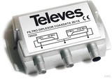 Televes Diplexer für EKA1000 1-68 MHz/87-2150 MHz EKA568F