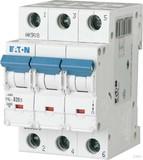 Eaton / Möller LS-Schalter mit Beschrift. B 20A, 3p PXL-B20/3
