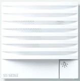 Siedle&Söhne Lautsprecher Modul silber met TLM 611-02 SM