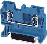 Phoenix Contact Zugfederklemme 0,08-4qmm B=5,2mm blau ST 2,5 BU
