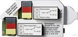 Gira 234000 Relaismodul RWM Dual VdS Rauchmelder