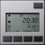 Gira 1309203 Aufsatz Jalousie 2 SA E22 Aluminium