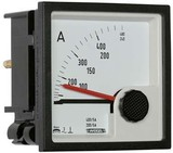 Mersen Amperemeter, 1-phasig 400/200/5A Gr. 2/3 1.002.294