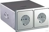 Heatscope Steckdosentresor 1 Schublade SUB 2855