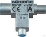 Kathrein ERD21 Dämpfungswähler 0,5-20 dB