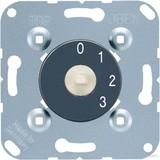 Jung Drehschalter 16AX250VAC 3-Stufen 1101-4