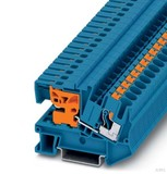 Phoenix Contact N-Trennklemme 0,5-10qmm blau PTN 6