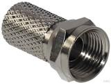 Kreiling Tech. Metall-Aufdrehstecker 7mm F7TW